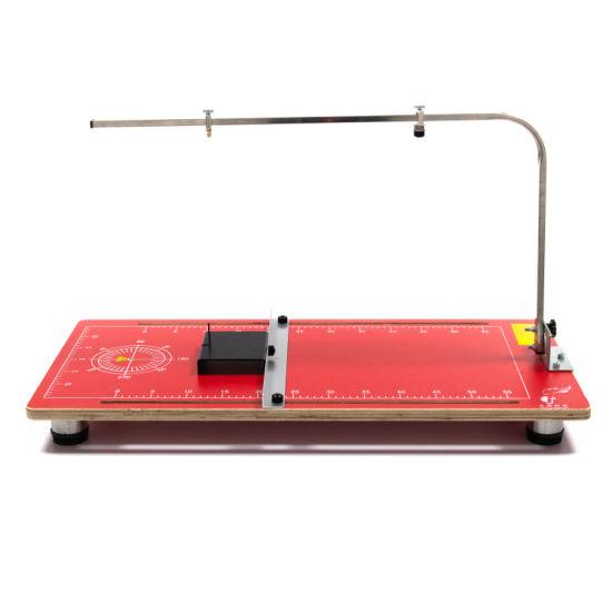 38*58cm Cheap Price High Quality Small CNC Hot Wire Foam Cutting Machine