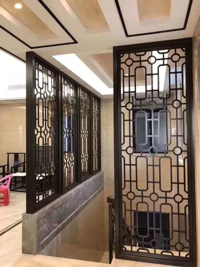 China Decorative Stainless Steel Metal Screen Partition