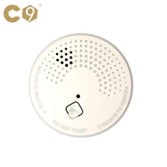 C9 Home Smoke Detector Fire Alarm Security pictures & photos