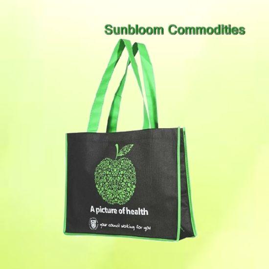 Custom Made PP Laminated Non Woven Shopping Bag Tote Bag