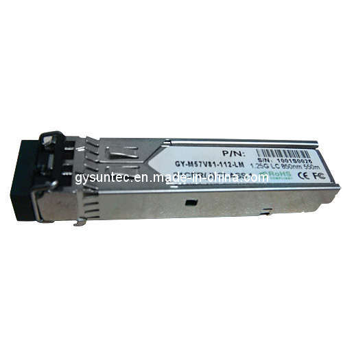 SFP Module (GY-M57V81-159-LM) 1 25gbps 850nm Mmf Fully Compatible Cisco HP  etc