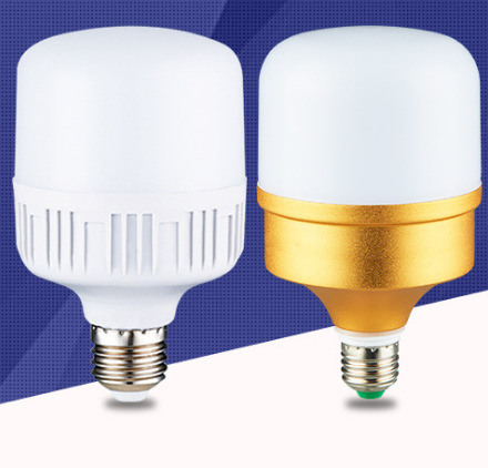 E27 Plastic 220V 5W 9W 13W 18W 28W 38W 48W 60W LED Light Bulbs