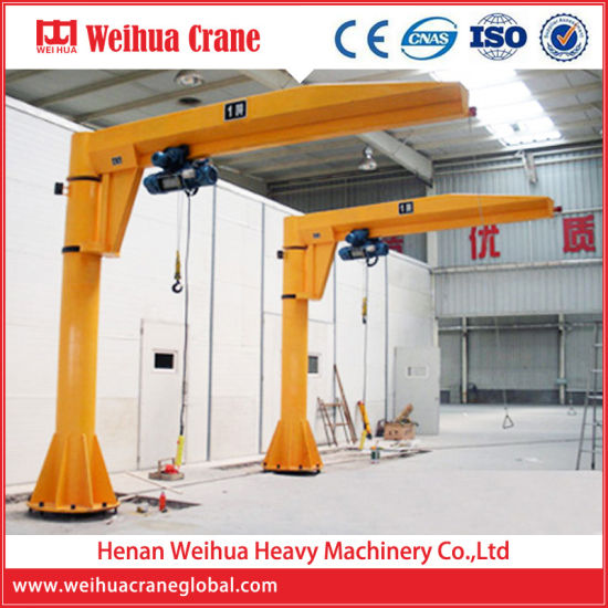 Weihua Cantilever Swing Arm Jib Crane for Sale