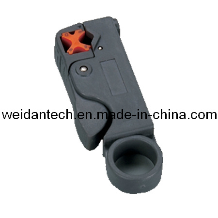 Coaxial Cable Crimping Stripper Cut pictures & photos