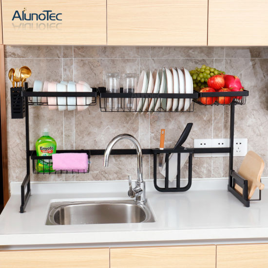 Over The Sink Dishes Rack Kitchen Display Stand Dish Drainers Rack China Dish Drying Rack And Dish Drainer Rack Price Made In China Com