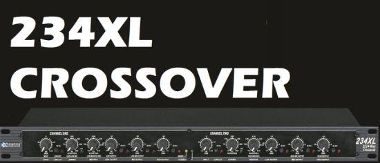 Crossover Stereo 2/3 Way Mono 4 Way (234XL)