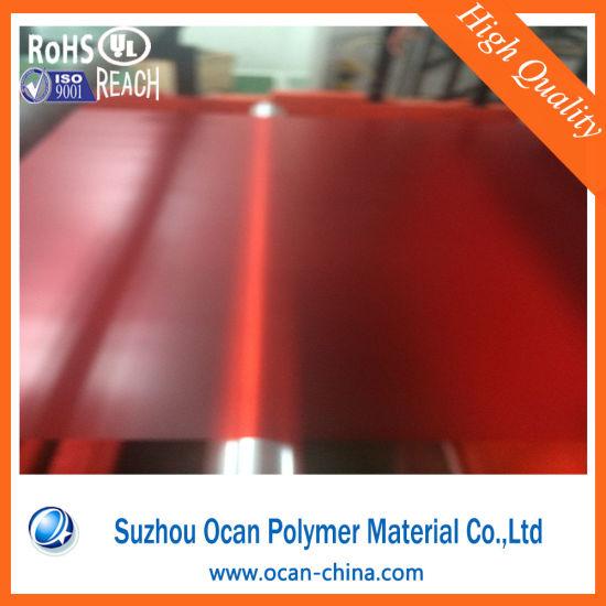 China Rigid Transparent Colored PVC Sheet, Colored Plastic PVC Sheet ...