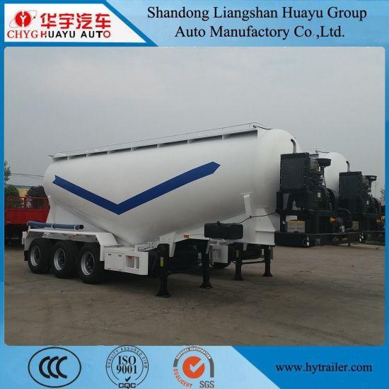 30cbm/40cbm 30000L Tri Axle Heavy Duty Fuel Semi Trailer Tanker Truck