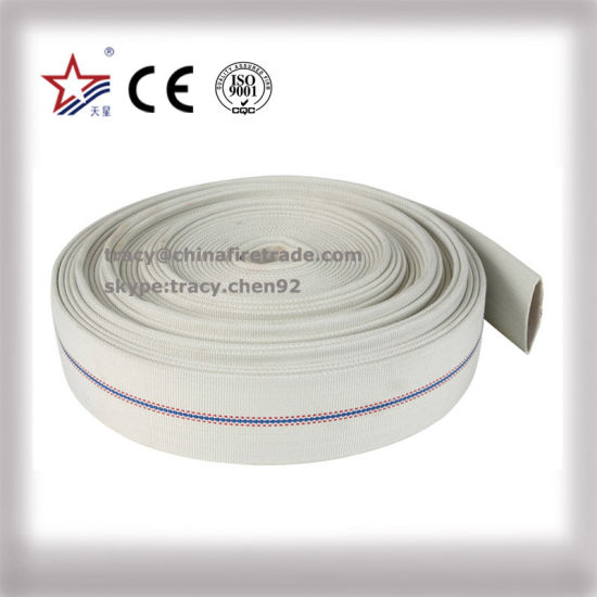 "1.5"" 2.5"" Pressure Synthetic Rubber Lined Fire Fighting Hose"