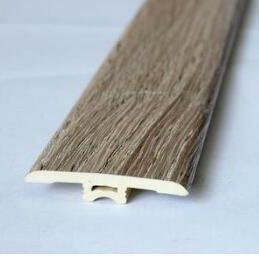 WPC Spc T-Moulding PVC Moulding Plastic Molding Flooring Accessories