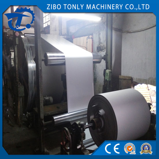 Photo Paper, Matte Paper, Cast Coating Machine