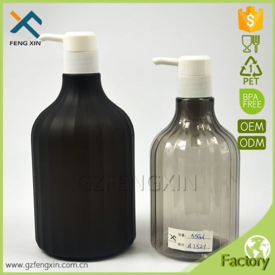550ml Newest Design Plastic Bottle for Hand Wash pictures & photos