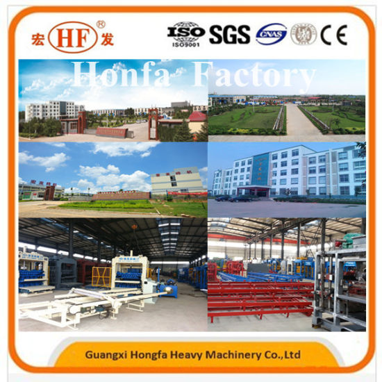 Automatic Hf-2000 Steel Reinforced Concrete Pipe Making Machine pictures & photos