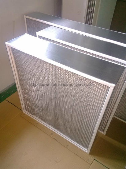 Ht HEPA Filter, High Temperature Resistance Air Filter pictures & photos