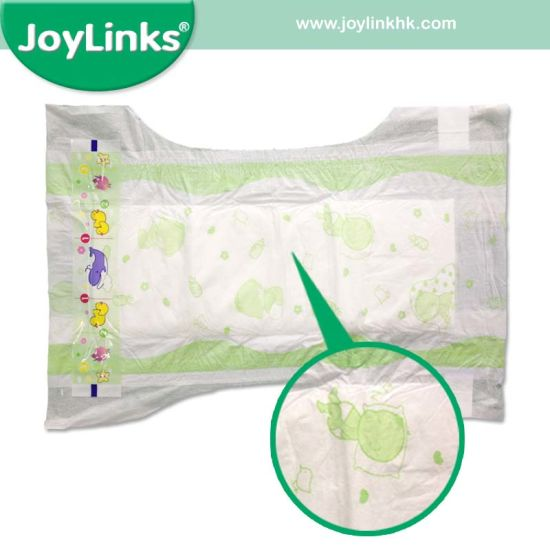 OEM with Factory Price Disposable Baby Nappies for Asia/Africa/Oceania Market