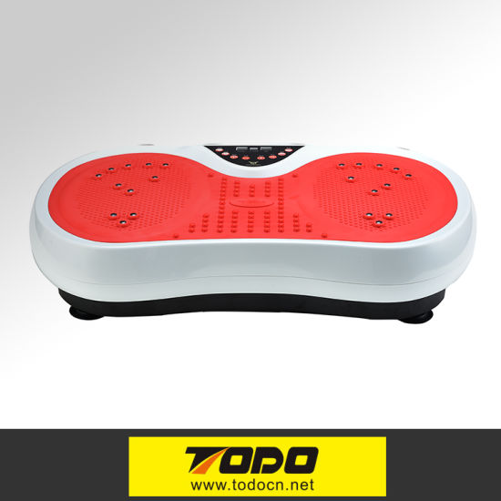 Power Max Vibration Plate Fitness Product pictures & photos