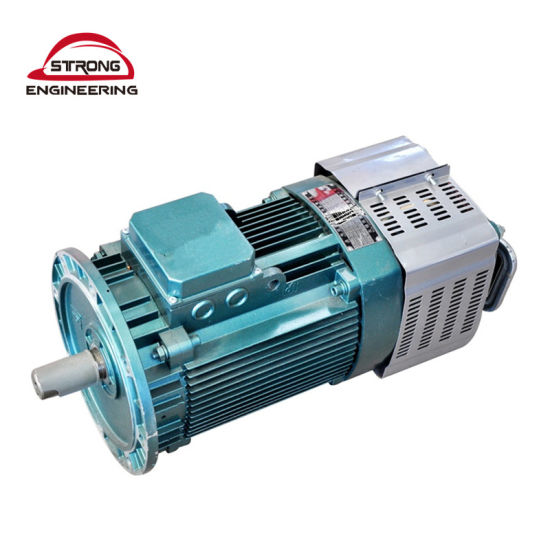 China Tower Crane Spare Parts, Electric Fan Motor