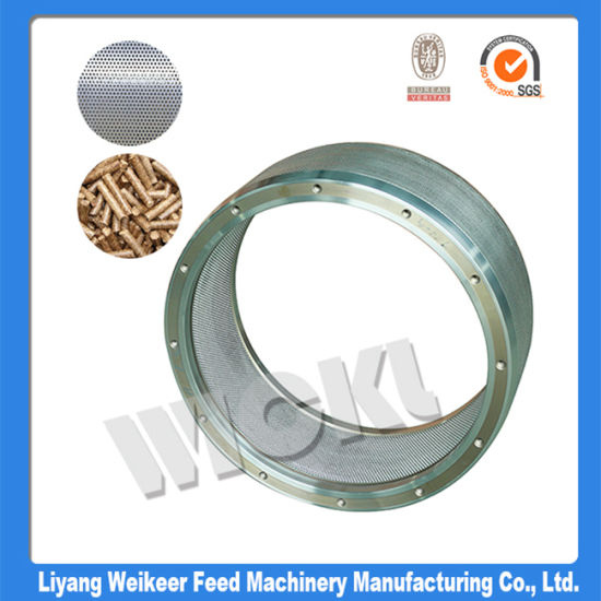 Hot Sale High Capacity Pellet Machine Ring Die pictures & photos