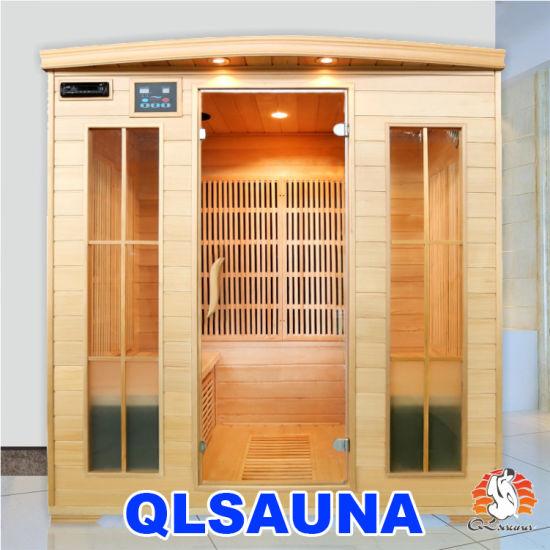 Infrared Sauna Room Carbon Heater G4a New 4 Person Sauna