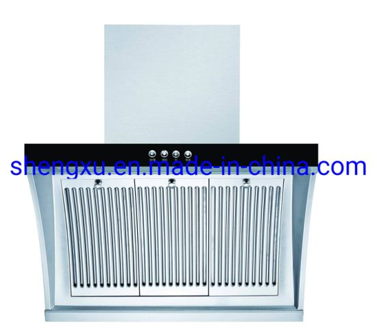 Kitchen Range Hood with Touch Switch Ce Approval (CXW-238G)