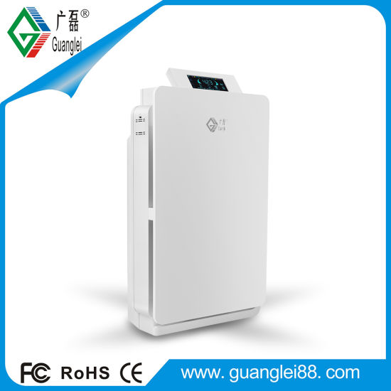 100W LCD Screen Air Cleaner for Commercial Using (Gl-K180