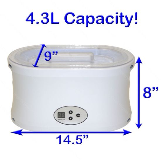4.3L Digital Paraffin Wax Warmer pictures & photos