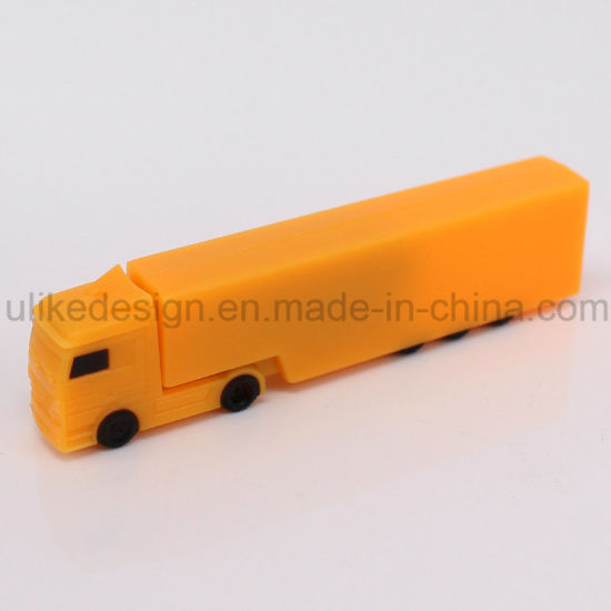 Plastic Truck USB Flash Drive (UL-P023-01) pictures & photos