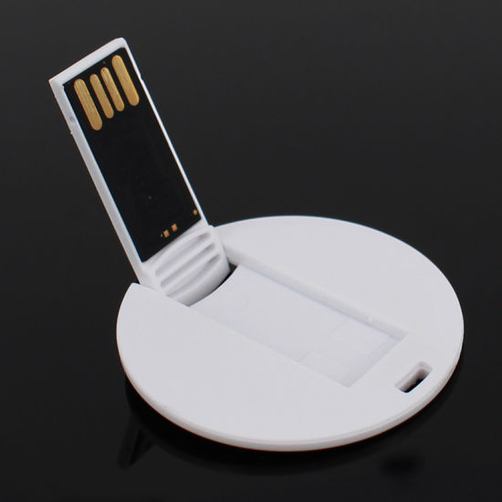 Hot Sale Customize Plastic USB Flash Drive pictures & photos