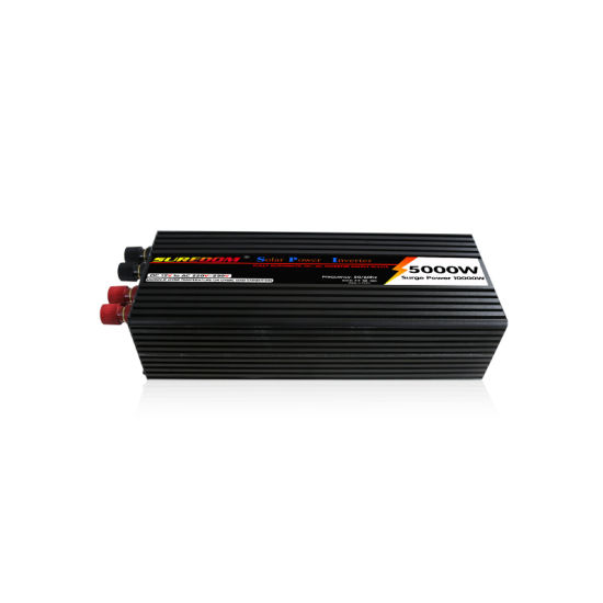 Solar Inverter 5000W Power Inverter for Solar off Grid System pictures & photos