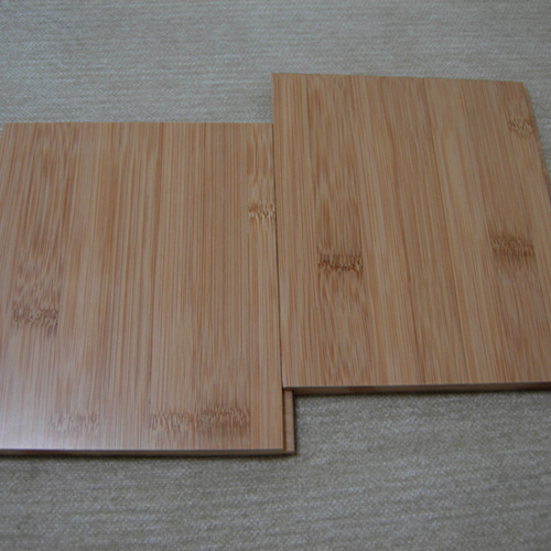 Walnut Wood Grain Prting Strand Woven Bamboo Flooring pictures & photos