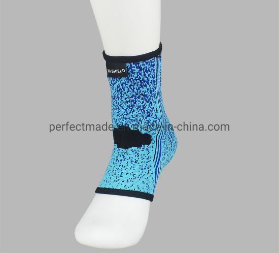 Nylon Carbon Fiber Foot Support Orthosis Sports Wear Ankle Brace