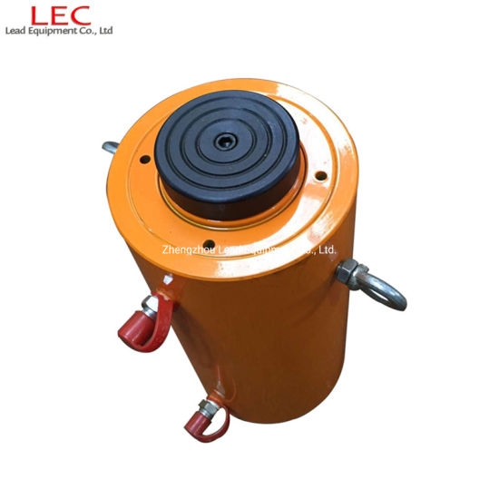 100 Ton Double Acting Quick Oil Return Hydraulic Cylinder