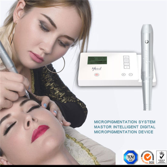 Permanent Makeup Tattoo Machine Kit in Cosmetics pictures & photos
