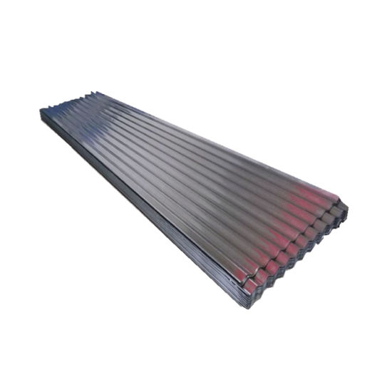 Dx51d Full Hard Galvanized Corrugated Roofing Steel Sheet