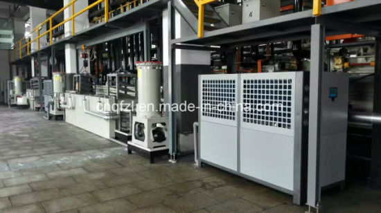 Air Cooled Water Chiller for Electroplating Line pictures & photos