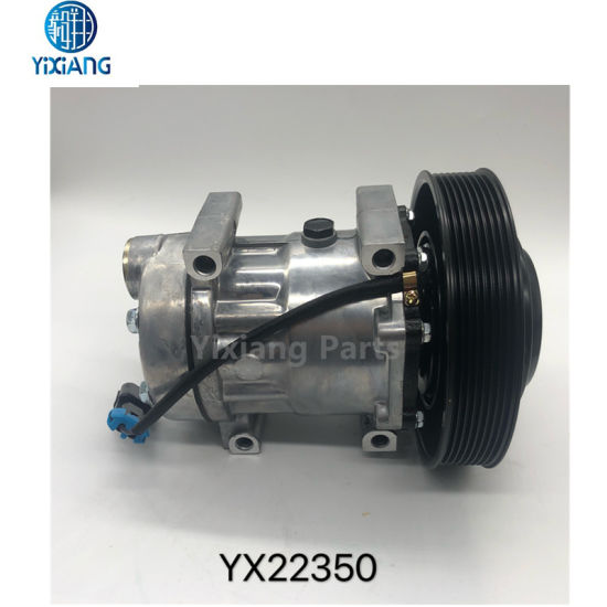 New A//C Compressor and Clutch CO 4326