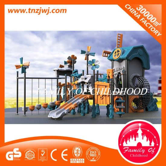 New Commercial Windmill Series Outdoor Playground Amusement Equipment for School
