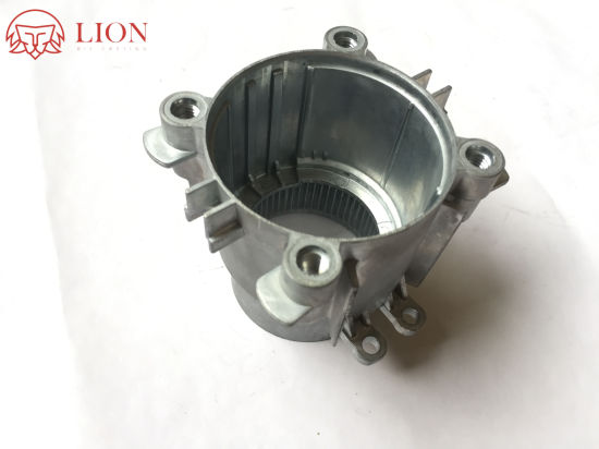 OEM Aluminum Die Casting Part for Gear Oil Pump