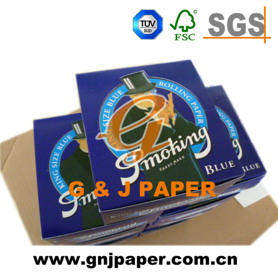 Hot Sale! Various Types Hand Rolling Paper in Stock pictures & photos