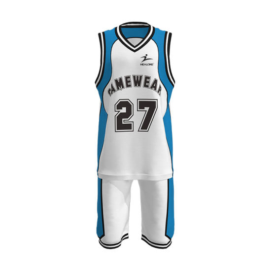 c78433c0735 2018 Healong Sportswear Customized Comfortable Breathable Sublimated  Basketball Uniforms Basketball Jerseys pictures   photos