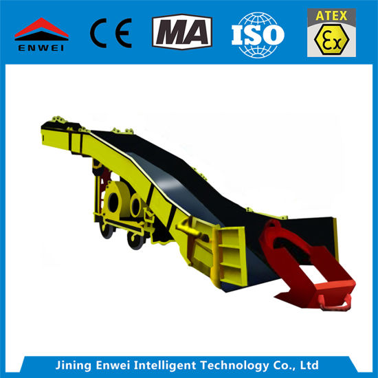 China Mining Backhoe Loader P Series Scraper Rock Loading