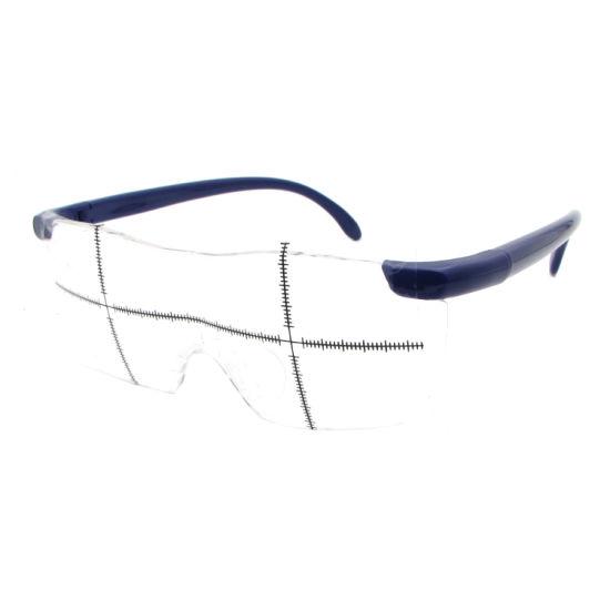 Big Frame Integration Design Multifocal Lens Reading Glasses