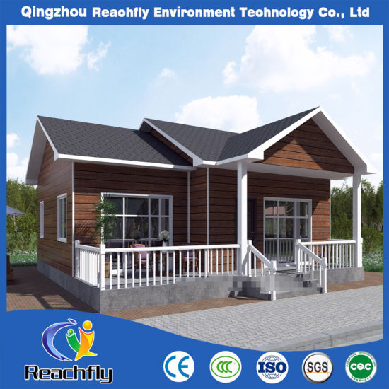 Prefabricated ISO 80 Square Meter Light Steel House