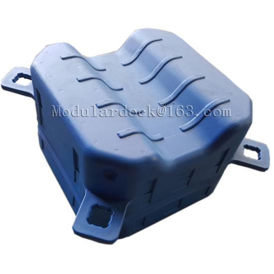 50X50X40cm Plastic HDPE Floating Pontoon