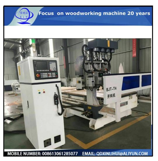 2018 Newest Cnc Router Automatic Wood Carving Machine In