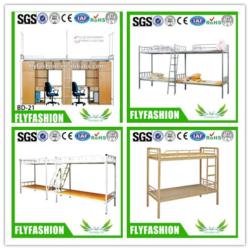 School Furniture Student Triple Bunks Bed (BD-18) pictures & photos