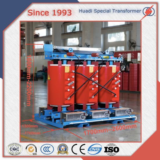 Power Distribution Dry Type Transformer for Substation