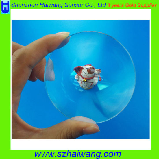 Factory Price Fresnel Lens for Stage Light (HW-S80) pictures & photos