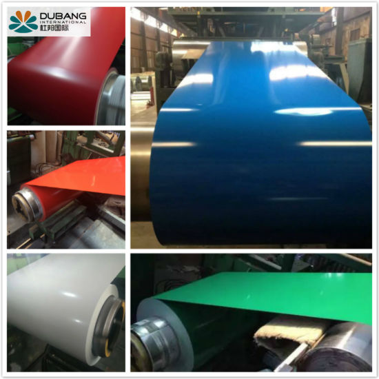 Construction Material Color Coated Steel Coil pictures & photos
