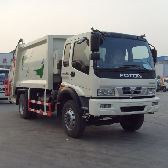 Foton Garbage Disposal Truck pictures & photos
